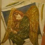 К сказке о девушке и попугае