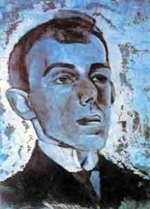 Портрет_Мандельштама._Лев_Бруни_(1916)